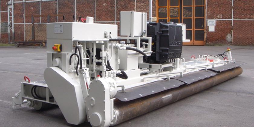 Maschinen und Sondermaschinenbau